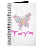 Pink Butterfly Taya Journal