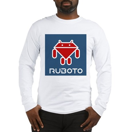 Ruboto Long Sleeve T-Shirt