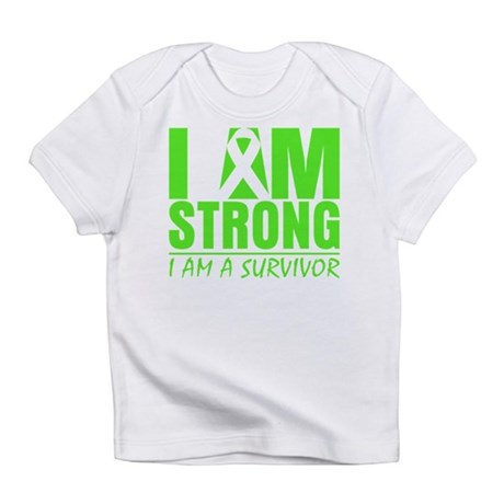 Strong Non-Hodgkins Lymphoma Infant T-Shirt