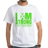 I am Strong Lymphoma Shirt