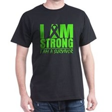 I am Strong Lymphoma T-Shirt