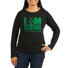 I am Strong Liver Cancer T-Shirt