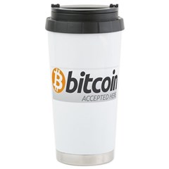 Bitcoins-7 Ceramic Travel Mug
