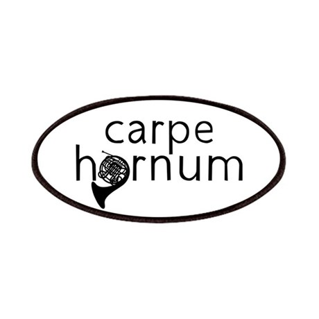 Carpe Hornum Patches