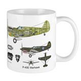 P-40 &amp;quot;God Is My Co-Pilot&amp;quot; Coffee Mug