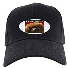 Pekingese Baseball Hat
