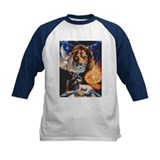 Kids Lion/Lamb Baseball Jersey