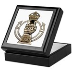 Royal Armoured Corps Keepsake Box