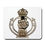 Royal Armoured Corps Mousepad