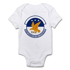 702d Airlift Squadron Infant Creeper