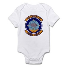709th Airlift Squadron Infant Creeper