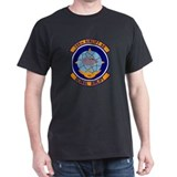 709th Airlift Squadron Black T-Shirt