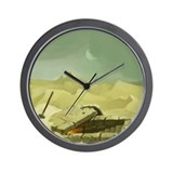 Hidden Tomb clock