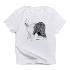 Old English Sheepdog Infant T-Shirt