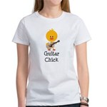 Guitar Chick Women's T-Shirt
