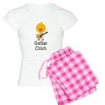Guitar Chick Women's Light Pajamas