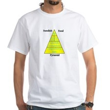 Swedish Food Pyramid Shirt