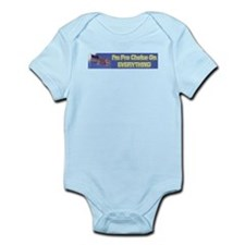 I'm Pro Choice Infant Bodysuit