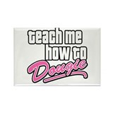 Teach Me How to Dougie Rectangle Magnet (100 pack)