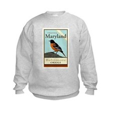 Travel Maryland Sweatshirt