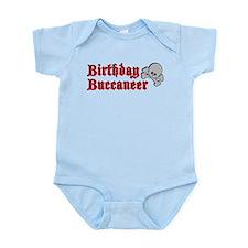 Birthday Buccaneer Infant Bodysuit