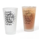 Lost Oceanic Six Pint Glass