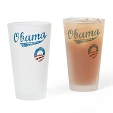 Obama Sport Style Pint Glass