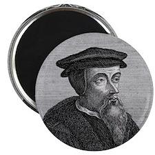 John Calvin (2) Magnet