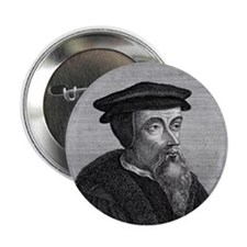 "John Calvin (2) - 2.25"" Button"