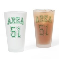 Area 51 Pint Glass