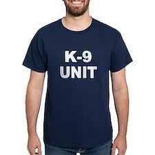 K-9 Unit T-Shirt (2 Sided)