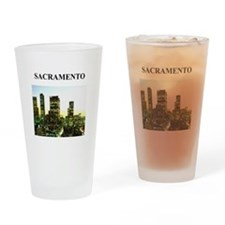 SACRAMENTO Pint Glass