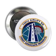"730th Airlift Squadron 2.25"" Button (100 pack"