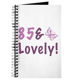 85 & Lovely Journal