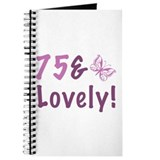 75 & Lovely Journal