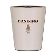CONE-ING Shot Glass