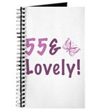 55 & Lovely Journal