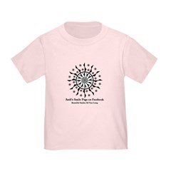 Beautiful Smiles All Year Long Toddler T-Shirt