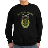 US Army Military Police Crest Jumper Sweater