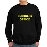 Coroners Office Jumper Sweater