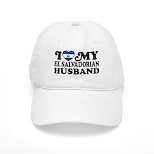 I Love My El Salvadorian Husband Baseball Cap