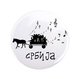 "Serbian Party (3.5"" Button)"
