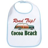 Cocoa Beach Road Trip - Bib