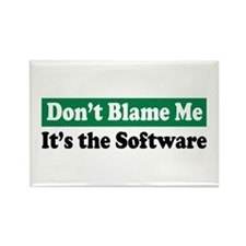 Its the Software Rectangle Magnet (100 pack)
