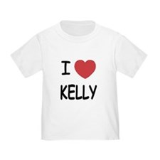 I heart kelly T