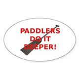 Paddlers-Do-It-Deeper Decal