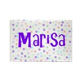 Unique Marisa Rectangle Magnet (100 pack)
