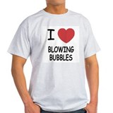 I heart blowing bubbles T-Shirt