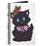 Dotty Cat Journal