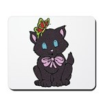 Dotty Cat Mousepad